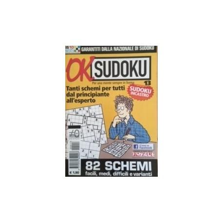 OK SUDOKU 13