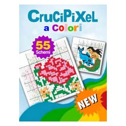 Crucipixel a colori collection